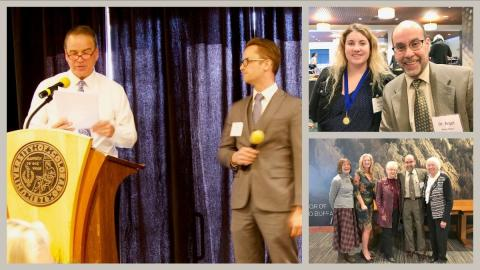Colorado University Touchdown Club Hosts ARCS 2019 Scholar Awards Luncheon